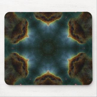 Space Image Kaleidoscope Mousepad