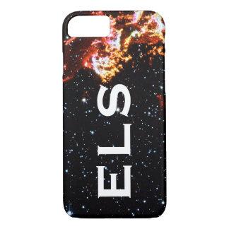 Space Image / Monogram iPhone 8/7 Case