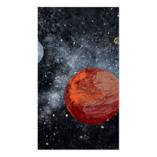 Space Image (new 2) ~ sans signature.jpg Pack Of Standard Business Cards