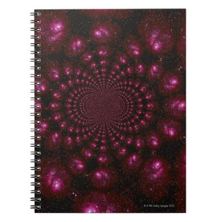 Space Image Spiral Notebooks