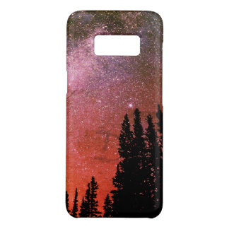 space in the woods colorful Case-Mate samsung galaxy s8 case
