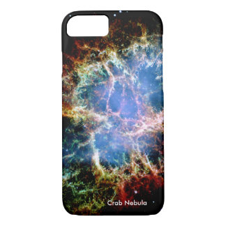 Space is the place:  Crab Nebula iPhone 8/7 Case