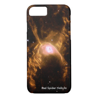 Space is the place:  Red Spider Nebula iPhone 7 Case