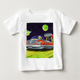 SPACE JET CAR BABY T-Shirt