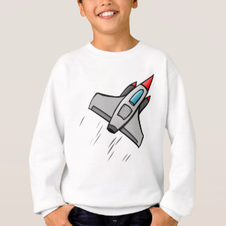 Space Jet Sweatshirt