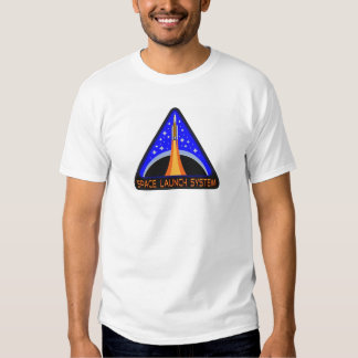 Space Launch System T-shirts