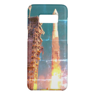 space launch vintage Case-Mate samsung galaxy s8 case