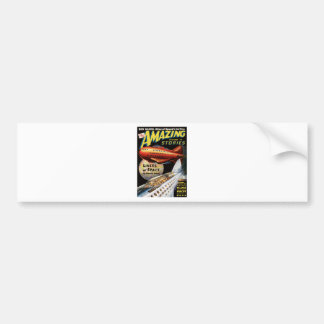 Space Liners Bumper Sticker
