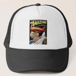 Space Liners Trucker Hat