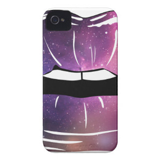 Space Lips iPhone 4 Cases