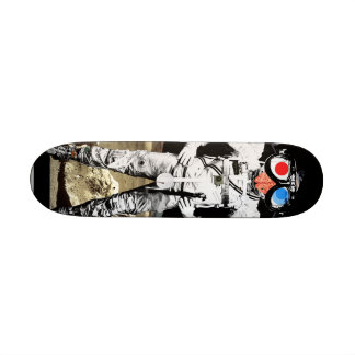 Space lord collage 2 skateboard decks