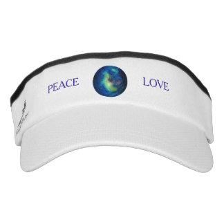 Space Love Planet Visor