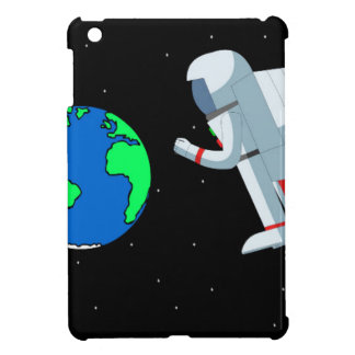 Space Man iPad Mini Covers