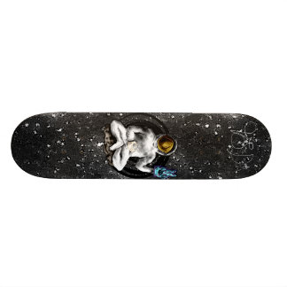"""Space Man Meditation"" Deck Skateboard Deck"
