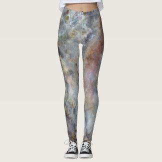 Space Marble Leggings
