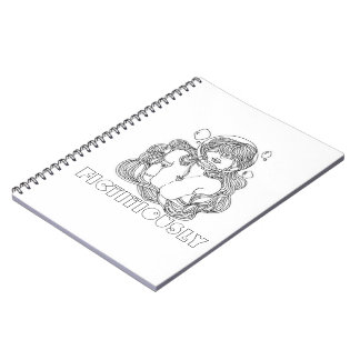 Space Mermaid Notebook