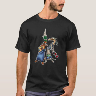 Space Monitor Neil T-Shirt