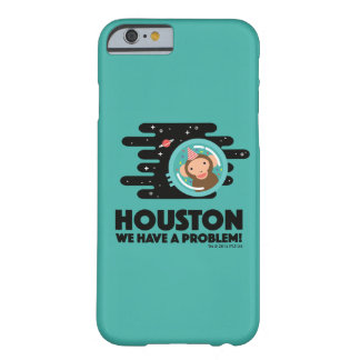 Space Monkey Barely There iPhone 6 Case