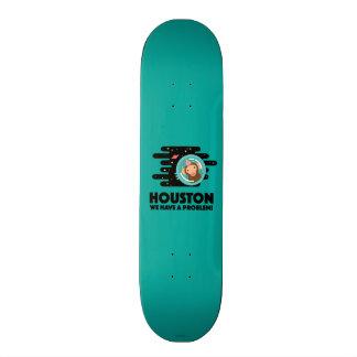 Space Monkey Custom Skateboard