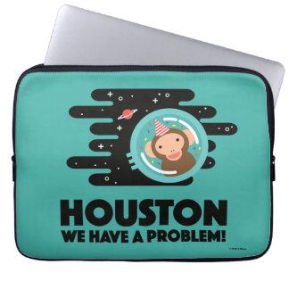 Space Monkey Laptop Sleeve