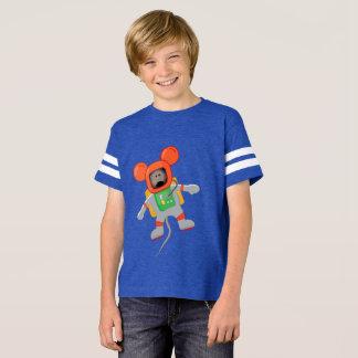 Space Mouse T - Boys T-Shirt