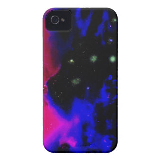 Space Nebula iPhone 4 Case-Mate Cases