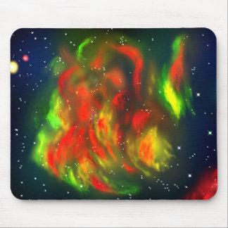 space (nebula) mouse pad
