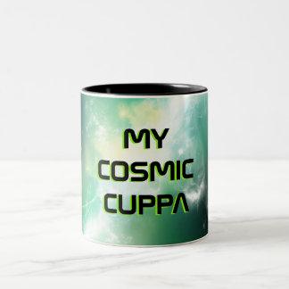 Space Nebula Mug