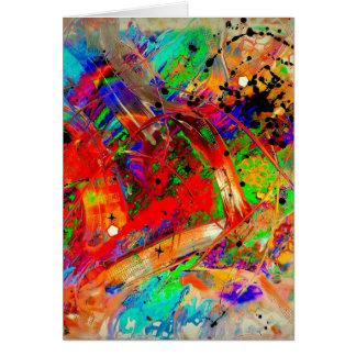 Space Nectar Card
