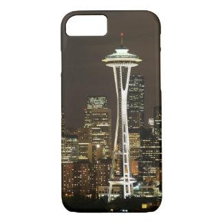 Space Needle iPhone 7 Case