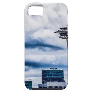 space needle seattle washington iPhone 5 cover