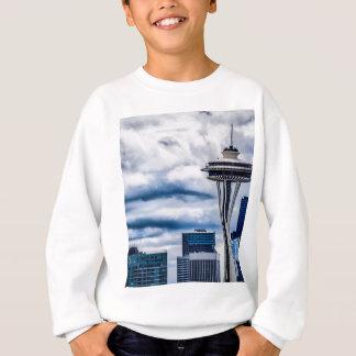 space needle seattle washington sweatshirt