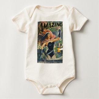 Space Opera Baby Bodysuit