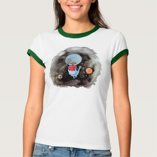Space Otter T-Shirt