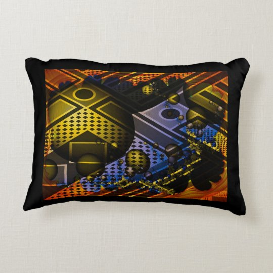 Space Out #1 Accent Pillow