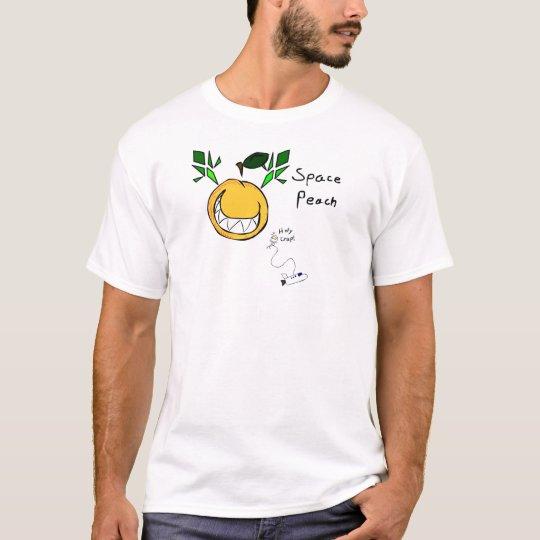 Space Peach shirt
