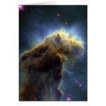 Space Photo Blank Card