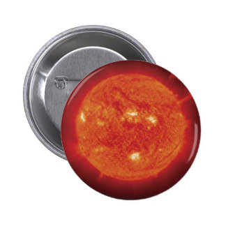 Space Photo Sun Button