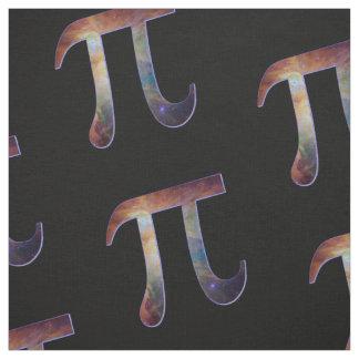 Space pi happy pi day galaxy math geek humor funny fabric