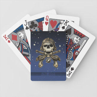 Space Pirate (Ray Guns) Playing Cards