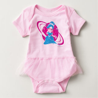 Space Princess - Baby Tutu! Baby Bodysuit