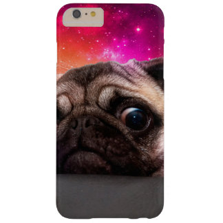 space pug - pug food - pug cookie barely there iPhone 6 plus case