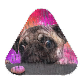 space pug - pug food - pug cookie speaker