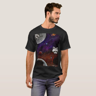 Space Racoons T-Shirt
