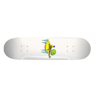 Space Rage Skateboard Deck