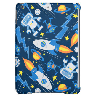 Space robot case for iPad air
