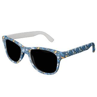 Space robot sunglasses