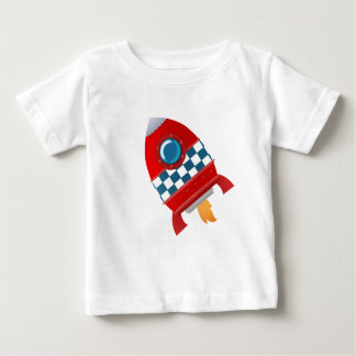Space rocket - tshirt