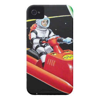 SPACE SCOOTER iPhone 4 Case-Mate CASE