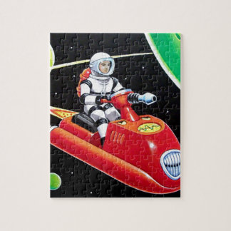 SPACE SCOOTER PUZZLE